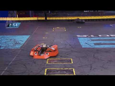 Battlebots Season 5 Episode 3: VALKYRIE VS TANTRUM