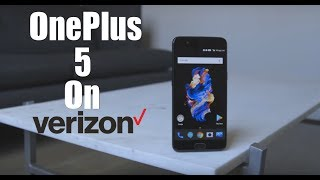In this video I discuss the use of the OnePlus 5 on the Verizon Network! The OnePlus 5 does make use of some cdma bands not including band 13. Protect your phone with a Slickwraps! Use this link to save BIG Time! http://sw.life/DMXFREE 30 Day Amazon Prime Trial: http://goo.gl/xhFJ1eTo support DroidModderX bookmark this amazon link. It won't cost you any extra, and I get credit every time you use it. I can use this to purchase equipment to make my videos better. Thanks! http://goo.gl/H2Aec6 Currently working on a new mic. http://DroidModderX.com (news and downloads)I also write for http://DroidForums.net (lots of mod and hack news)Twitter @DroidModderXSUBSCRIBE to this channel coverage on all the latest Android devices!If this channel has helped you in any way you can help me by LIKING and SHARING every video! It helps me more than you know! and I will Forever Owe You!Royalty Free Music by http://www.audiomicro.com/royalty-free-music
