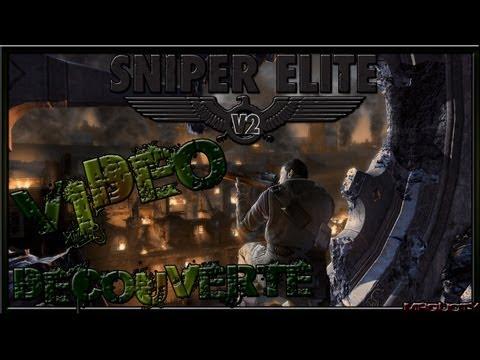 sniper elite v2 wii u video