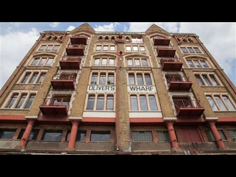 Former London Slum Now a Luxury Locale