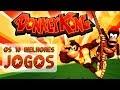 10 Melhores Jogos De Donkey Kong
