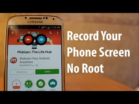 How To Record Your Phone Screen (Without Root) For Android