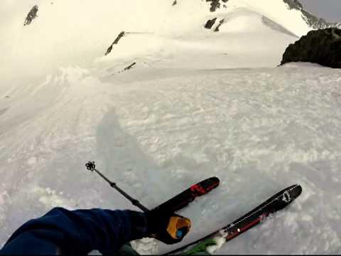 Andy Traslin - Mt. Asashidake SE Face