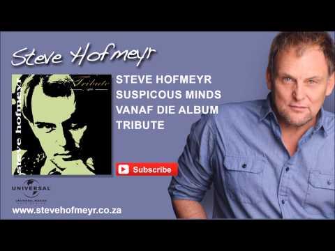 STEVE HOMEYR – Suspicious Minds