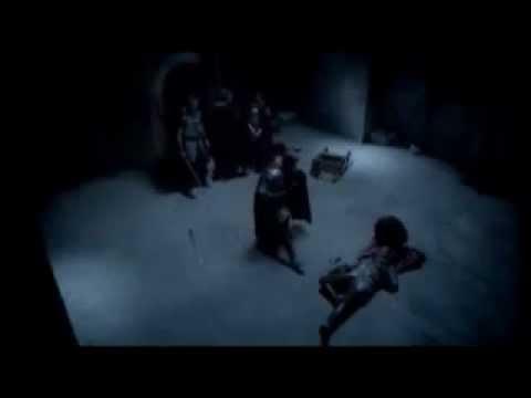 Elyan's Death - Merlin - Season 5 - Episode 6 The Dark Tower