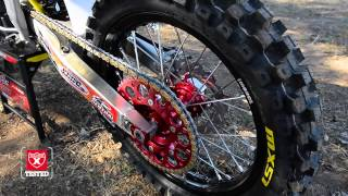10. Racer X Tested: 2006 Honda CRF250R Bike Build