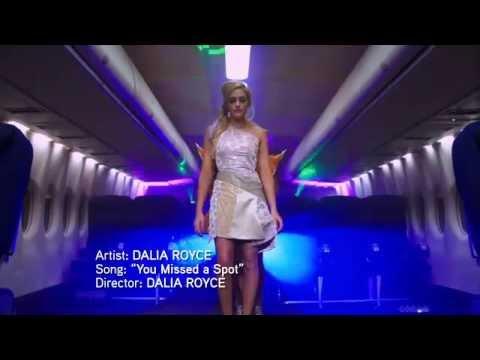 "Dalia Royce ""You Missed A Spot"""