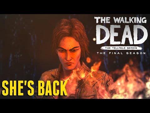 LILLY IS BACK!! - The Walking Dead:Season 4 Episode 2 \