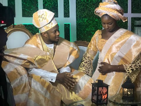 LAWRENCE OYOR AND DARASIMI MIKE BAMILOYE ENGAGEMENT VIDEO AND PICTURES | MC RHELAX