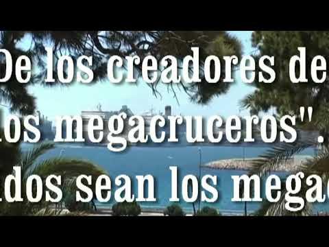 """Del """"No a los megacruceros"""" al """"Bienvenidos los megacruceros"""""""