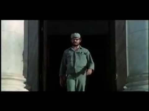 Bananas (Woody Allen, 1971) - scene with Mad Dictator (greek subs)
