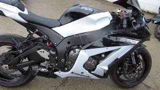 7. 2013 Kawasaki Ninja ZX10R  ZX1000 For Sale $8,999 U3280