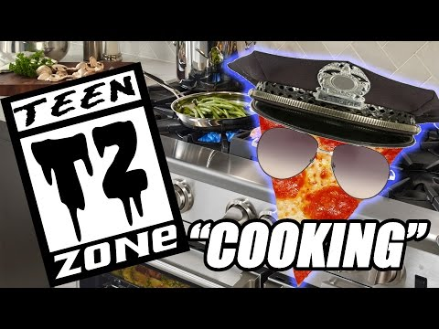 TEEN ZONE #4: Cooking -- How To Do It Real Good