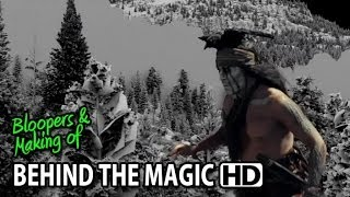 The Lone Ranger (2013) Behind the Magic - The Visual Effects