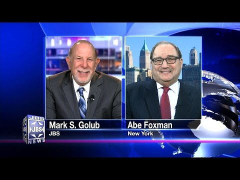 In The News: Abe Foxman