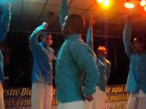 Danzas Cristianas Hay gran voz de jubilo (Grupo Jeshua) Cabimas Venezuela