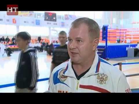 В Великом Новгороде проходит первенство Северо-Западного федерального округа по боксу