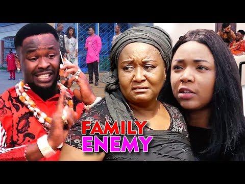 Family Enemy Season 1&2 - (Ebele Okaro & Zubby Micheal ) 2019 Latest Nigerian Movie