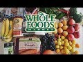 my healthy grocery staples (from whole foods, 100% vegan) | holisticmaya