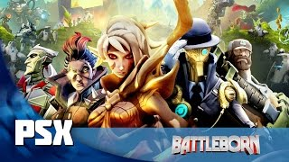 Video-preview: Battleborn