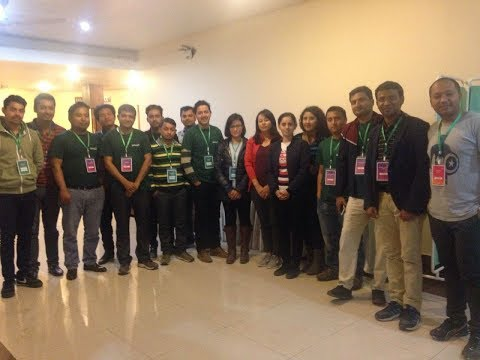 (npNOG -3 Conference and workshop at Chitwan - : 102 secs.)