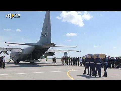 Nationale Herdenking MH17 vanaf 13.00 uur RAI Amsterdam