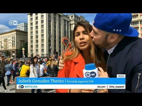 Μουντιάλ 2018: On air σεξουαλική παρενόχληση