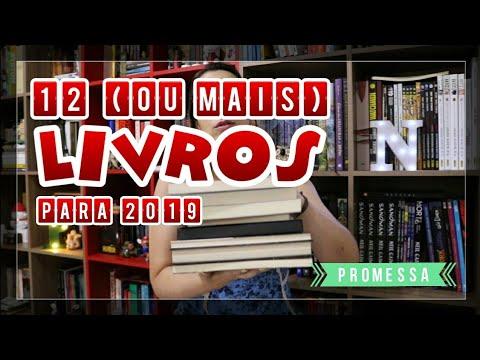12 LIVROS para 2019 | Pilha de Leitura