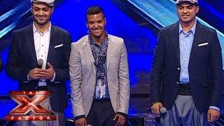 فرقة مرايا - العروض المباشرة - الاسبوع 4 - The X Factor 2013