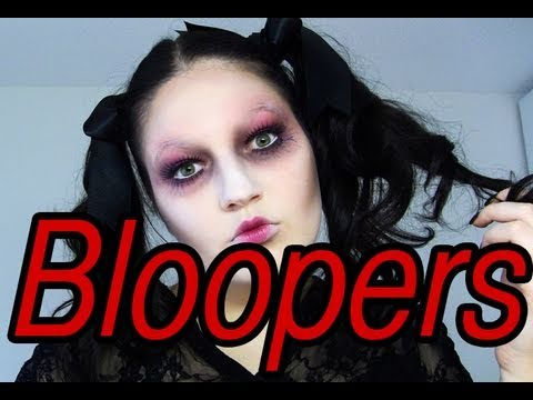 Halloween Bloopers! Funny Outtakes Unseen Footage