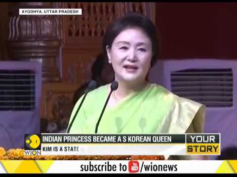 Your Story: South Korean first lady in India for Diwali