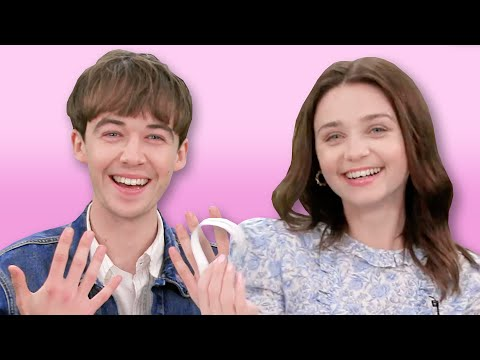 Alex Lawther And Jessica Barden React To 'The End Of The F***ing World' Theories | PopBuzz Meets