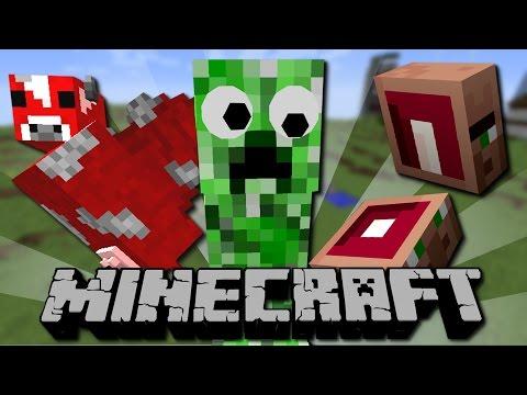 LUSTIGER Minecraft FILM mit 70+ MODS!!