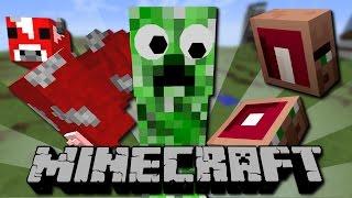Video FUNNY Minecraft MOVIE with 70+ MODS!! MP3, 3GP, MP4, WEBM, AVI, FLV Agustus 2018