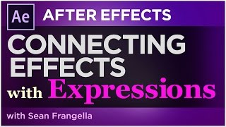 In this After Effects CC 2017 Tutorial, learn how to use expressions to connect effects and effect parameters. By using expression linking in After Effects CC 2017, you can easily update multiple layers of animation and effects with one simple change. This technique builds on using the expresions pickwhip to enable connection of effects and parameters, as well as covers using the wiggle expression and other expression techniques. This After Effects CC 2017 tutorial is also a great stepping stone to get into 3D animation and motion graphics for After Effects users.Be sure to check out the new product, 360° Environment Maps Pro for After Effects, Cinema 4D Lite, and Element 3D in the online store:  http://www.motiontutorials.net/store/Check it out for Cinema 4D / C4D Lite:  http://tiny.cc/bqmbcyCheck it out for Element 3D for AE:  http://tiny.cc/1qmbcyBe sure to check out ArtbeatsEXPRESS, where you can create a free account and get access to professional stock media:http://www.artbeats.com/artbeatsexpresssft5Intro music Created by Osevera: www.SoundCloud.com/OseveraLearn about other new features in Creative Cloud 2017:Live Text Templates in After Effects & Premiere Pro CC 2017: http://tiny.cc/34fzgy3D Movie TItles in After Effects CC 2017:https://www.youtube.com/watch?v=MyocXa4q8hk&index=54&list=PLI6dwvxAr1-nvdqoy1i2kHDBJd6kO_yqBLike this tutorial? Consider becoming a Patron at Patreon.com/SeanFrangella to get additional benefits such as project files and more! Be sure to check out http://www.MotionTutorials.net for weekly tutorials on Cinema 4D, After Effects, Element 3D, Adobe Fuse and other cool motion graphics apps! This After Effects CC 2017  tutorial also covers 3D animation tips and tricks for the Cinema 4D Renderer.To get weekly Cinema 4D, Element 3D, After Effects, Motion Graphics, VFX, and 3D animation tutorials be sure to subscribe!http://www.youtube.com/subscription_center?add_user=SEANFRANGELLA Check out the Top 5 Features of Element 3D V2 for After Effects!http://tinyurl.com/p3g4nwqLearn about the Top 5 After Effects Expressions:http://tiny.cc/unbzgyCheck out the Top 5 Tips for creating Camera Animation in After Effects:http://tiny.cc/5nbzgy