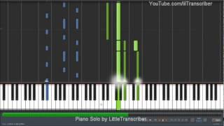 Video Christina Perri - A Thousand Years (Piano Cover) by LittleTranscriber MP3, 3GP, MP4, WEBM, AVI, FLV Agustus 2018