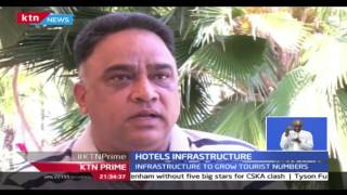 KTN Prime: Hotel Infrastructure To Improve Tourists Attraction, 27/9/2016