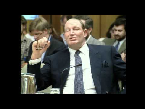 Kerry Packer Gives It To Senate Committee