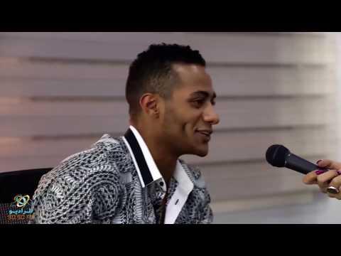 """محمد رمضان يوضح من هو """"البروطة"""" المذكور في أغنية """"الملك"""""""