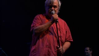Colonel Bruce Hampton performs
