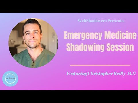 01/18 Shadowing Session with Dr. Reilly