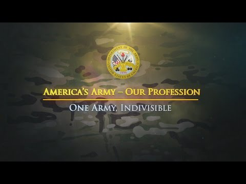 One Army, Indivisible Theme Video Screenshot