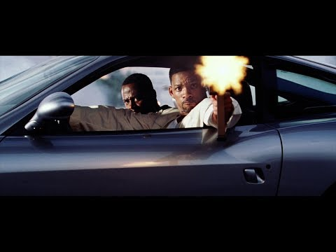 Bad Boys II - Street Shootout Scene (1440p)