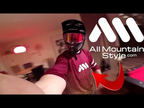 Unboxing maillots All Mountain style (видео)