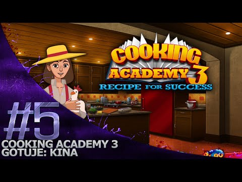 Cooking Academy 3: Recipe For Success '5