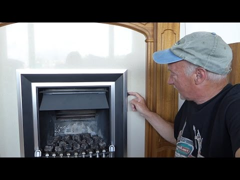 How to fix a gas fire igniter