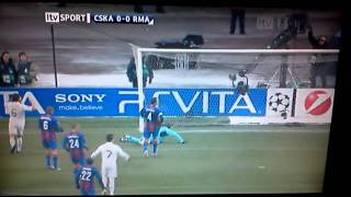 Download Video Cska Moscow vs Real Madrid 1-1 champions league HD MP3 3GP MP4