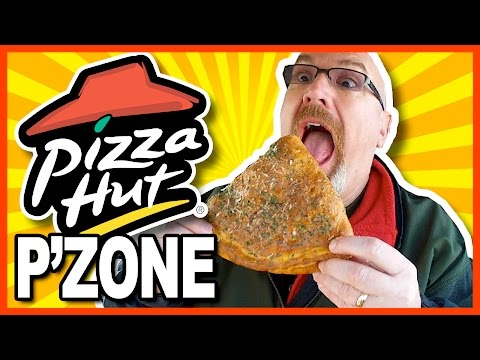 video review - Hey YouTubers, here's another video for you. Pizza Hut's Canadian P'ZONE Review with Marinara Sauce. I hope you enjoy this one :D -------------------------------------------------------------------...