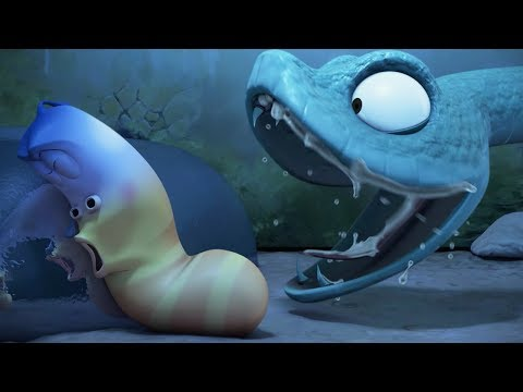 LARVA - SNAKE CHARMER | Cartoons For Children | Larva Full Movie | Larva Cartoon | LARVA Official