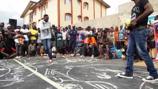 BNC 2015 | BBA JAM SESSION | FOOTWORK | LAMINE vs FADON | 1ER TOUR